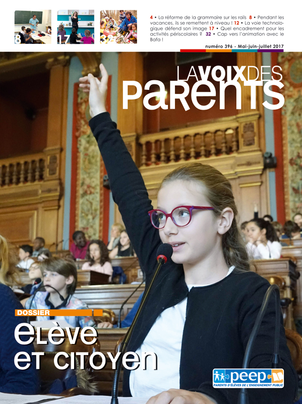 voix des parents